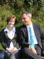 Annette und Christoph Schalk